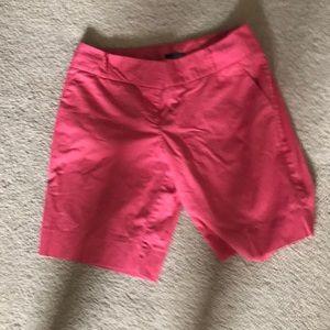 Limited Bermuda shorts